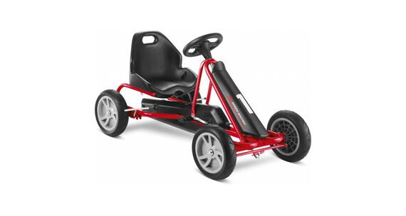 Puky F20 - Kart à pédales Enfant - rouge/noir